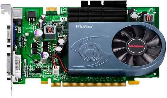 Leadtek WinFast PX9500 GT DDR2 Fan Edition
