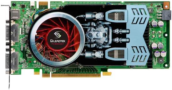 Leadtek WinFast PX9800 GT