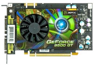 XFX GeForce 9500 GT 512MB GDDR3 Standard