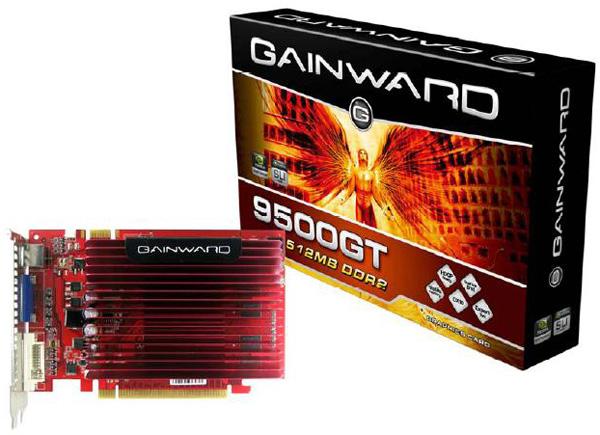 Gainward BLISS 9500GT 512MB