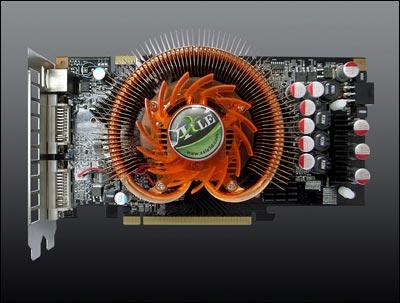 AXLE GeForce 9800 GT