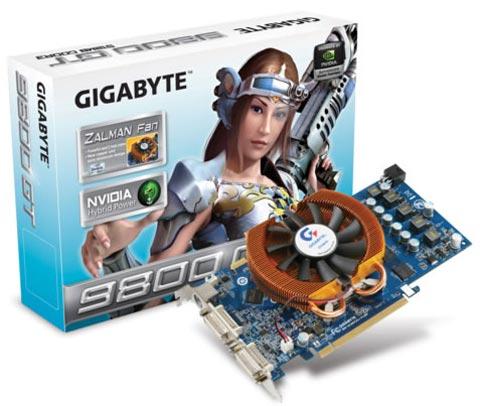 Gigabyte GV-N98TZL-512H