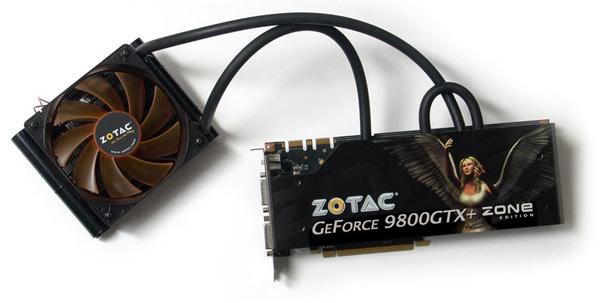 Zotac GeForce 9800 GTX+ ZONE Edition