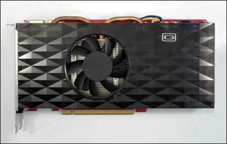 Gainward Radeon HD 4850 Golden Sample