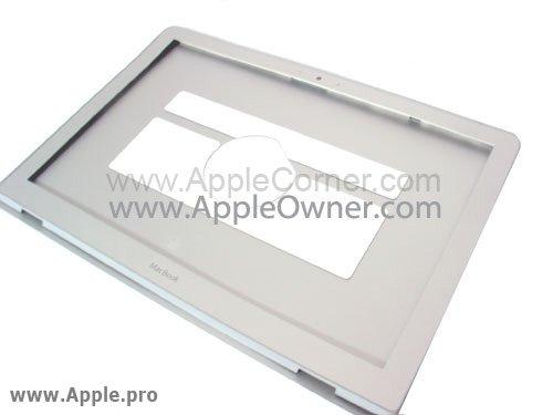 Неофициальные фотографии нового MacBook