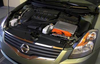 гибрид Nissan Altima