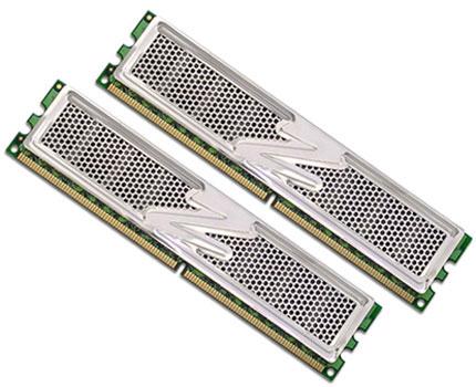 OCZ DDR2 PC2-6400 P45 Special Platinum 8GB Edition