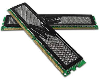 OCZ DDR2 PC2-6400 P45 Special Vista Upgrade 8GB Edition