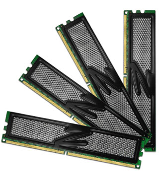 OCZ DDR2 PC2-6400 P45 Special Vista Upgrade 16GB Quad Kit