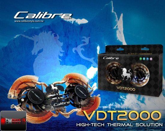 SPARKLE Calibre VDT2000