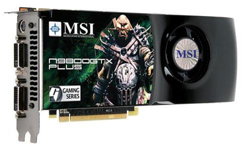 Msi на видеокарту драйвера n9800gt
