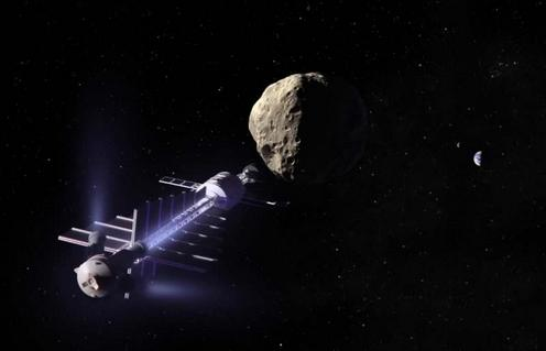 NASA защитит Землю от астероидов гравитацией