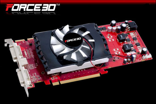 Force3D Radeon HD 4850 with AC Accelero L1