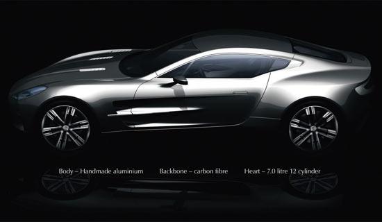 Самый быстрый в истории Aston Martin за 1 млн. евро?