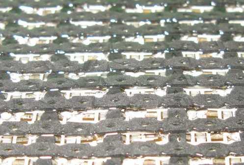 Гибкая подложка для органических транзисторов из углеродных нанотрубок, ионной жидкости и эластичной смолы