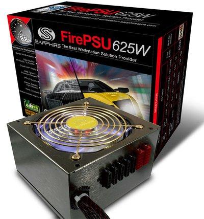 Sapphire FirePSU 625W