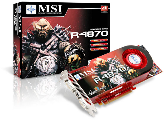 MSI R4870-T2D1G-OC