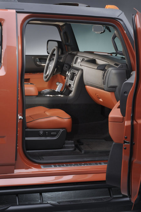 Hummer Black Chrome: дорого, ярко и мало