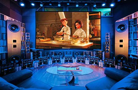 Мечта богача: домашний кинотеатр за $6 млн