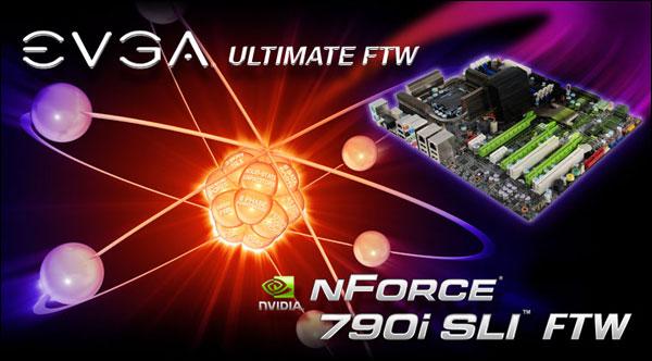 EVGA nForce 790i SLI FTW