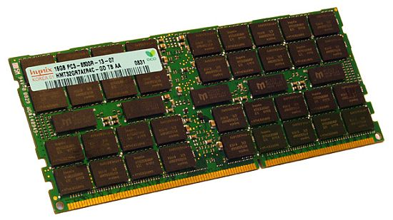 Hynix DDR3 R-DIMM объемом 16 Гб