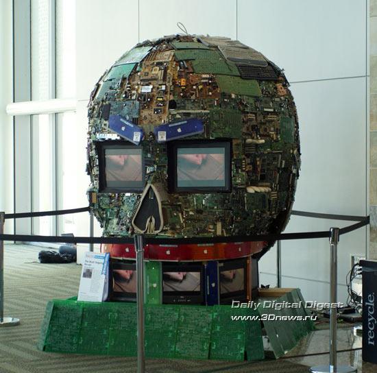 IDF SF 2008: гига <!--