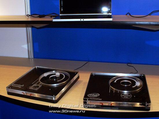IDF SF 2008: революция в мире систем охлаждения от Intel
