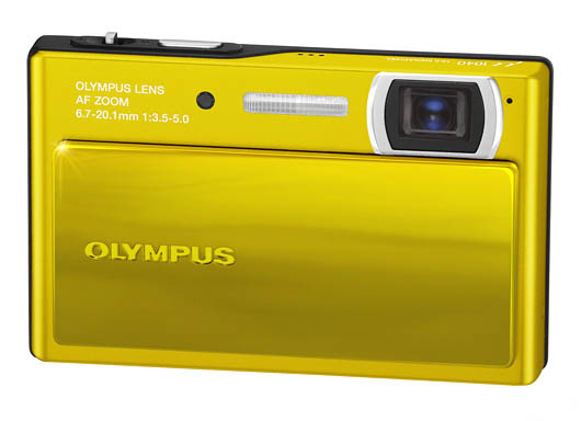 Olympus Mju 1040