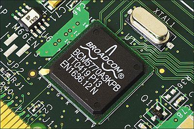 ИС компании Broadcom