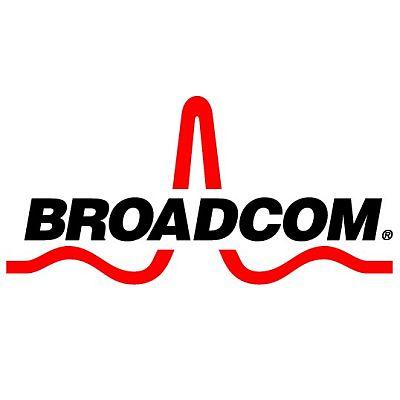 Логотип Broadcom