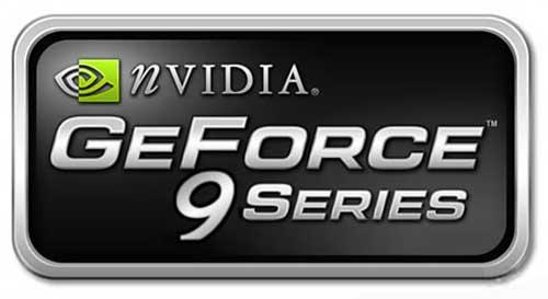NVIDIA GeForce 9 Series Logo