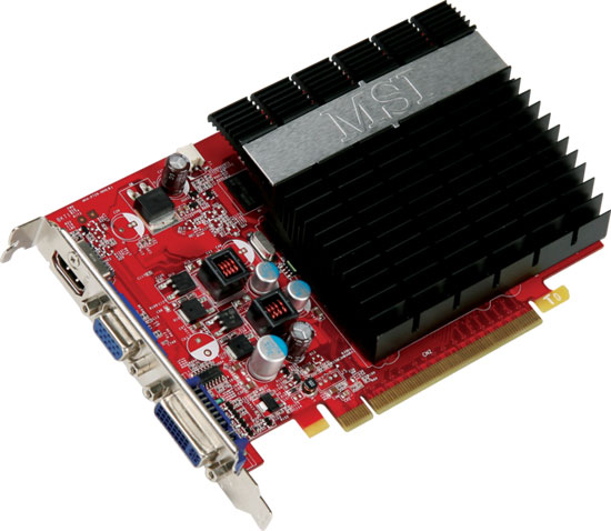 MSI N9400GT-MD512H