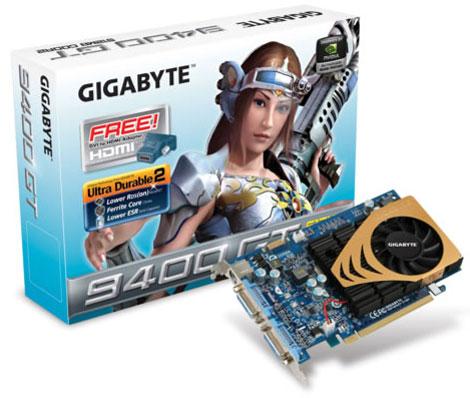 Gigabyte GV-N94T-512H