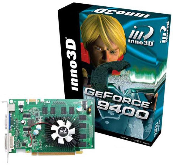 Inno3D GeForce 9400 GT
