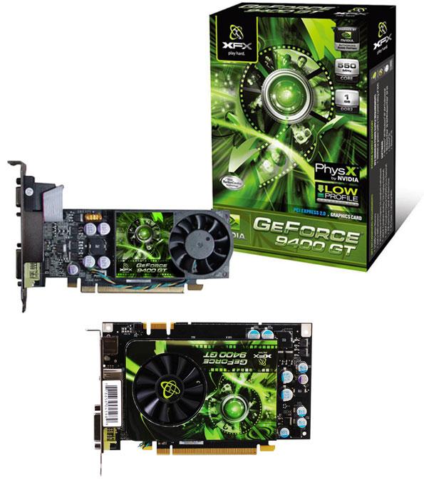 XFX GeForce 9400 GT