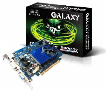 Galaxy GeForce 9400 GT GDDR3