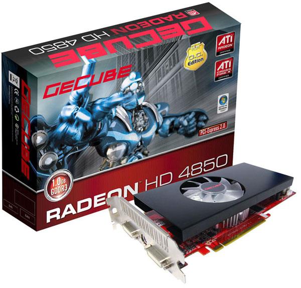 GeCube GC-XHD485XPG3-F3A OC Edition