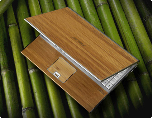 ASUS Bamboo Series Notebook