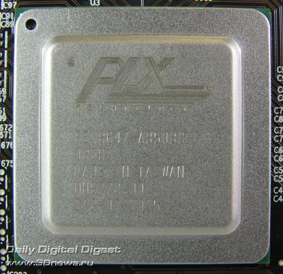 Мост PLX PEX8647