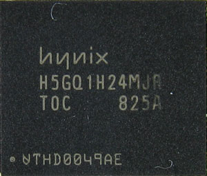 Sapphire Radeon HD 4870 X2 видеопамять
