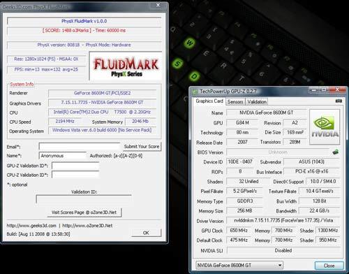 Video - 650 МГц