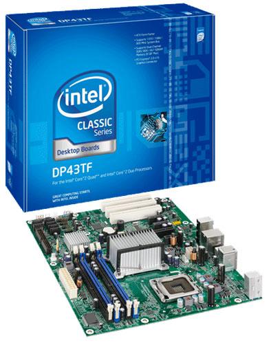 Intel Classic Series Desktop Board DP43TF
