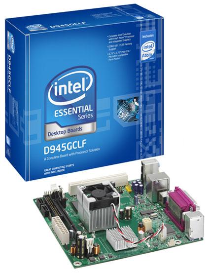 Essential Series Desktop Board DP945CLF
