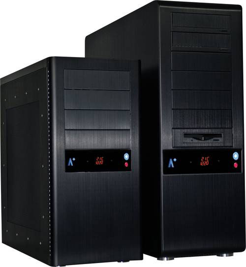 New MaxPoint APlus CS-BlackPearl Series PC Cases
