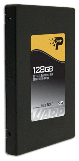 Patriot Extreme Flash 128GB Warp SSD v2