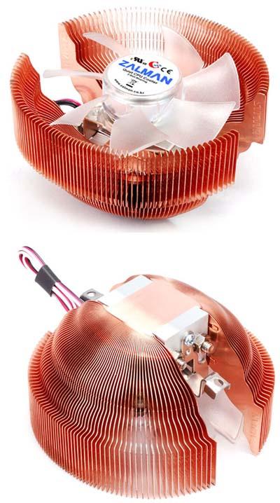 Zalman CNPS7000C-Cu LED