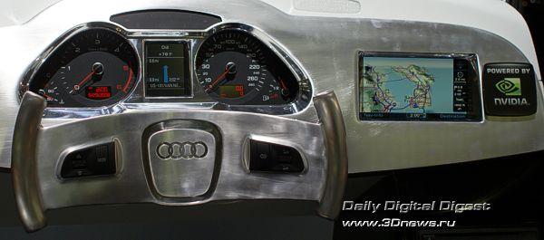 Audi 3G Infotainment Platform