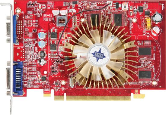 MSI R4650-D512