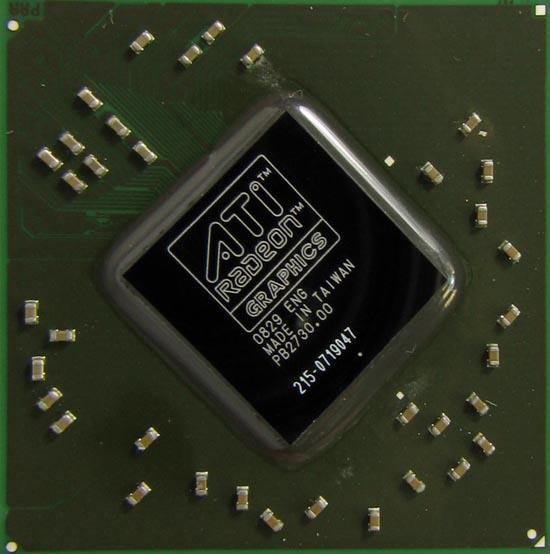 Radeon HD 4670 Графический чип RV730