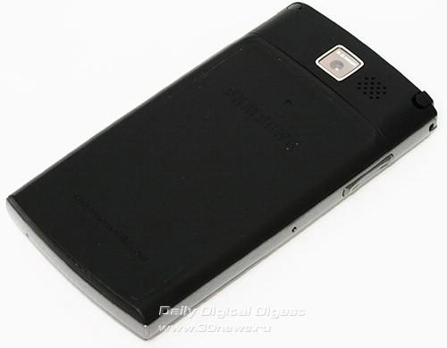 Samsung SGH i780. Вид сзади